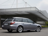 Subaru Legacy 3.0R Station Wagon 2006–09 images
