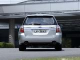 Subaru Legacy 3.0R Station Wagon 2006–09 photos