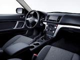 Subaru Legacy 2.0R 2006–09 photos