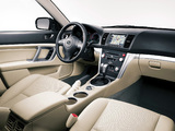 Subaru Legacy 3.0R 2006–09 pictures