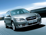 Subaru Legacy 3.0R Station Wagon 2006–09 pictures