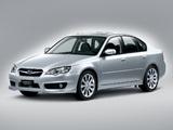 Subaru Legacy 3.0R spec.B 2007–09 photos