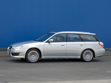 Subaru Legacy 3.0R spec.B Station Wagon 2007–09 pictures