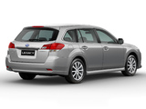 Subaru Legacy Wagon 2009 images