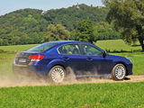 Subaru Legacy (BM) 2009–12 images
