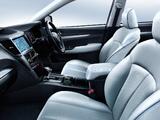 Subaru Legacy 2.5i-S Touring Wagon (BR) 2012 images