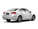 Subaru Legacy CN-spec (BM) 2012 images