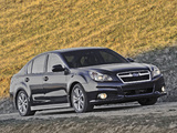 Subaru Legacy 3.6R US-spec (BM) 2012 photos