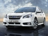 Subaru Legacy CN-spec (BM) 2012 photos