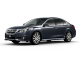 Subaru Legacy B4 2.5i-S (BM) 2012 photos