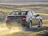 Subaru Legacy 3.6R US-spec (BM) 2012 photos