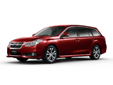 Subaru Legacy 2.5i Touring Wagon (BR) 2012 pictures