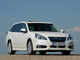 Subaru Legacy Wagon 2.5i (BR) 2012 pictures