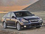 Subaru Legacy 3.6R US-spec (BM) 2012 wallpapers
