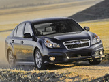 Subaru Legacy 3.6R US-spec (BM) 2012 wallpapers