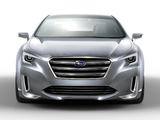 Subaru Legacy Concept 2013 photos