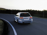 Subaru Legacy B4 Blitzen Touring Wagon (BE,BH) 2001–03 wallpapers