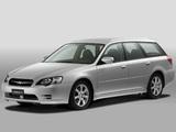 Subaru Legacy 2.0R Station Wagon 2003–06 wallpapers
