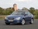 Subaru Legacy 3.0R 2006–09 wallpapers