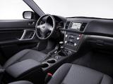Subaru Legacy 3.0R spec.B 2007–09 wallpapers