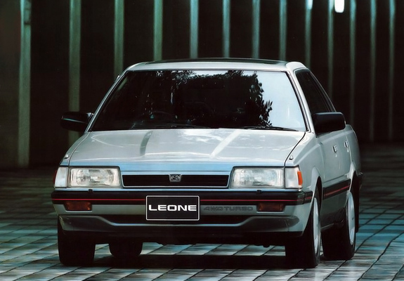 Photos Of Subaru Leone Full Time 4wd 18 Gtii Turbo Aa7 198688