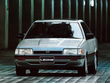 Photos of Subaru Leone Full Time 4WD 1.8 GT/II Turbo (AA7) 1986–88