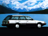 Subaru Leone Full Time 4WD 1.8 GT/II Turbo Touring Wagon (AL7) 1986 photos