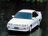 Subaru Leone Full Time 4WD 1.8 RX/II Turbo (AG6) 1986–88 pictures