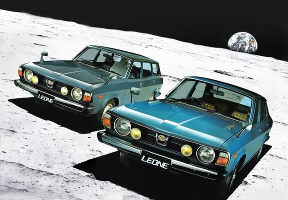 Subaru Leone Wallpapers