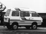 Subaru Libero 1984–93 pictures
