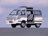 Subaru Libero 1984–93 wallpapers