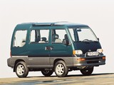 Subaru Libero 1993–98 photos