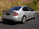 Images of Subaru Liberty GT 2003–06