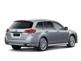 Photos of Subaru Liberty 2.5i-S Wagon 2009