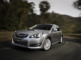 Pictures of Subaru Liberty 2.5 GT-S 2009