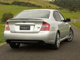 Subaru Liberty GT 2003–06 photos