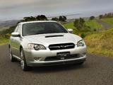 Subaru Liberty GT 2003–06 pictures