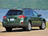 Images of Subaru Outback 2.5i US-spec (BR) 2009–12