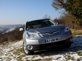 Images of Subaru Outback 2.0D (BR) 2009–12