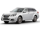 Images of Subaru Legacy Outback 2.5i-S CN-spec (BR) 2012