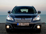 Images of Subaru Outback 2.5i (BR) 2012