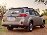 Images of Subaru Outback 2.0D ZA-spec (BR) 2013