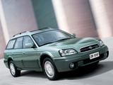 Photos of Subaru Outback H6-3.0 2000–03