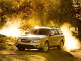 Photos of Subaru Outback 3.0R US-spec 2006–09