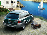 Photos of Subaru Outback 3.0R L.L.Bean Edition (BP) 2006–09