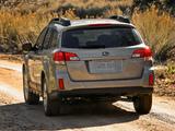Photos of Subaru Outback 3.6R US-spec 2009