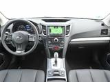 Photos of Subaru Outback 2.0D (BR) 2012