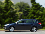 Photos of Subaru Outback 2.0D (BR) 2012