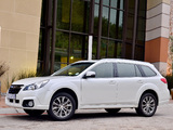 Photos of Subaru Outback 2.5i ZA-spec (BR) 2013