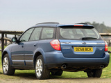 Pictures of Subaru Outback 2.0D UK-spec (BP) 2008–09